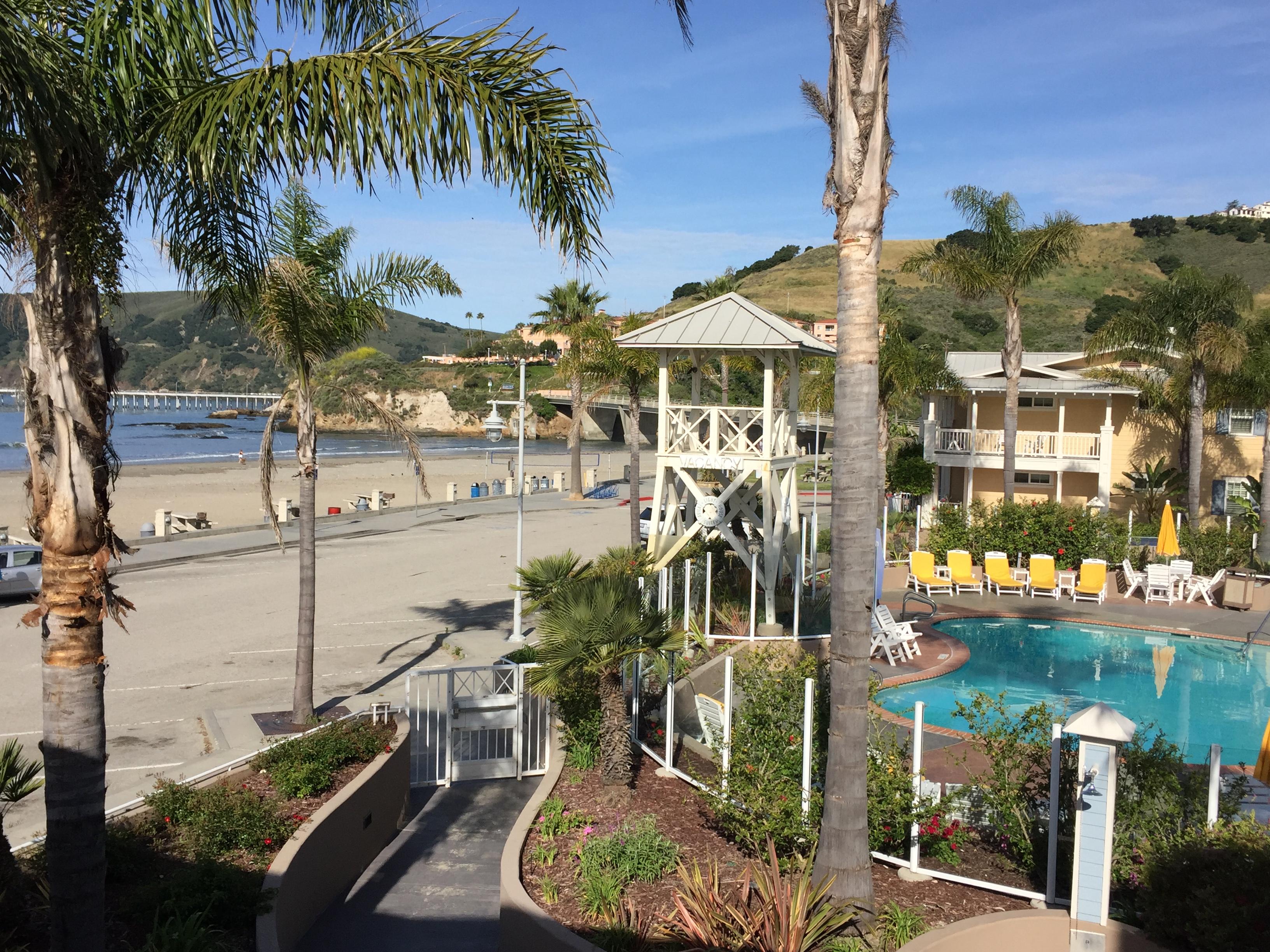 Hotel at Avila Beach, CA