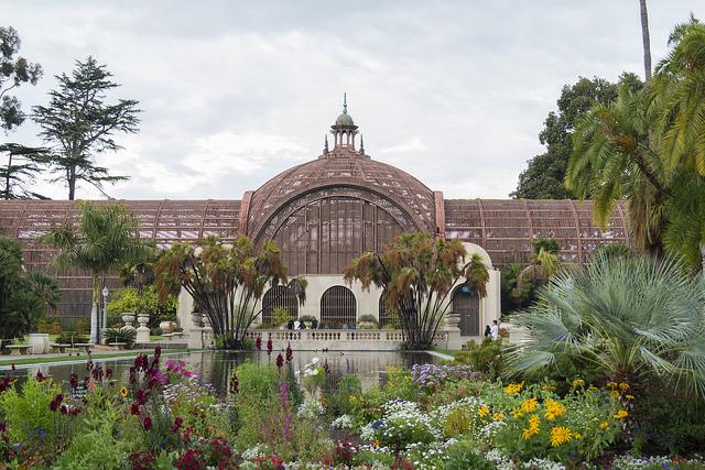 Botanical Garden Building at Balboa Park