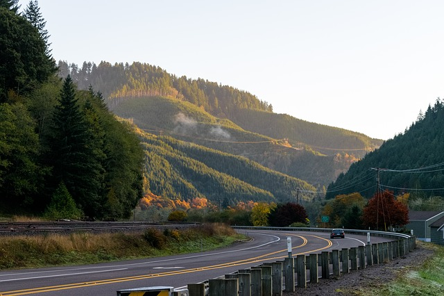 Oregon highway