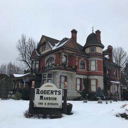 Roberts Mansion, Spokane