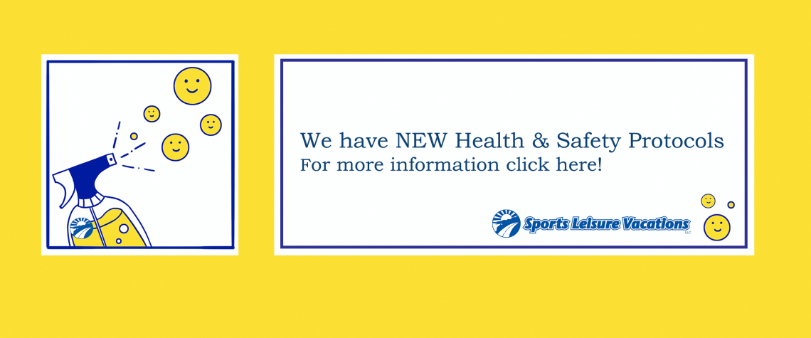 Health and Safety Protocol announcement- click to learn more