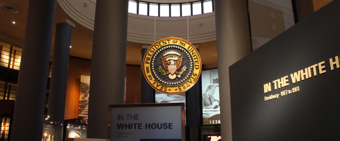 Jimmy Carter Presidential Library, Atlanta