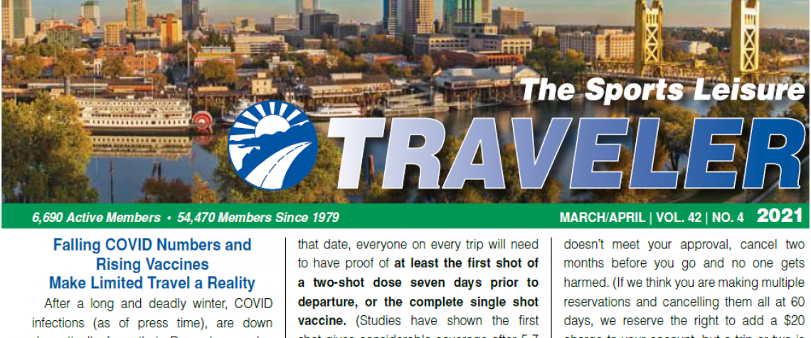 The Traveler Newsletter
