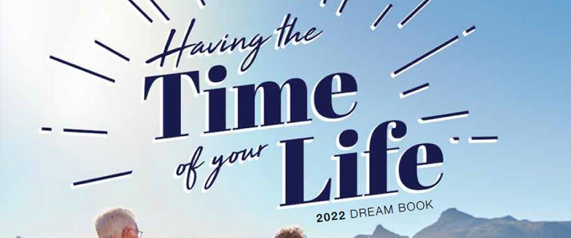 2022 Dream Book Cover Image