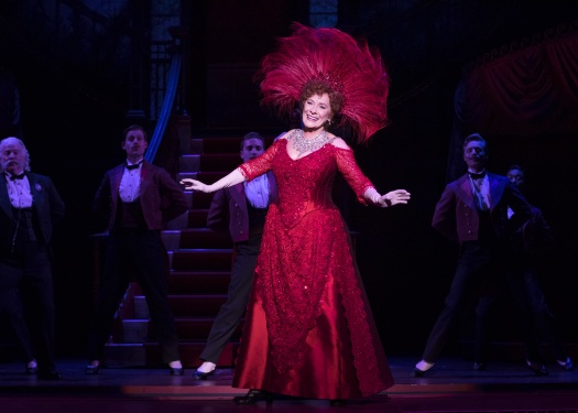 Betty Buckley and the National Tour Company of Hello, Dolly!