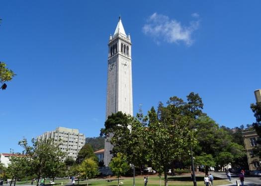 Berkeley Sather Tower