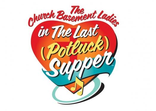 Logo for The Last Potluck Supper