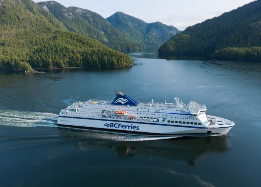 BC Ferry's MV Northern Expedition