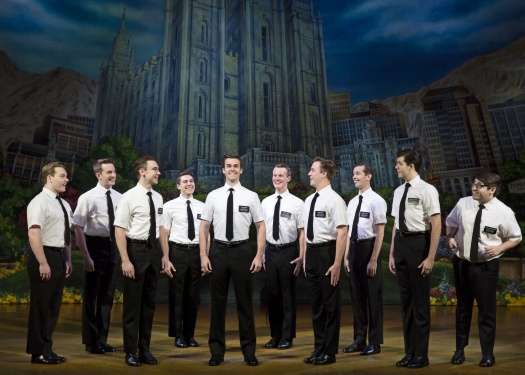 The Book of Mormon Company