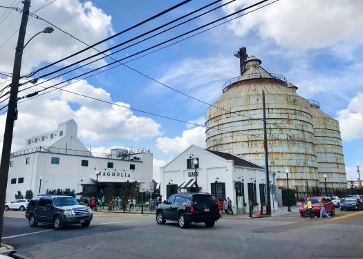 Magnolia Market and Silos in Texas