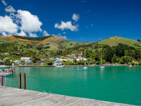 Akaroa (Christchurch) New Zealand