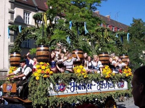 Cabalgata Oktoberfest