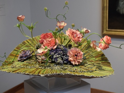 Photo of a bouquet from Bouquets to Art 2018