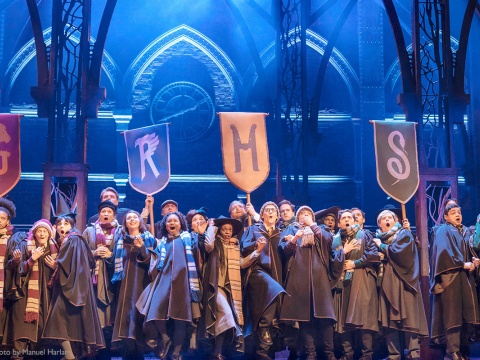 Cast of Harry Potter and the Cursed Child