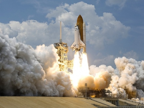 Huntsville Rocket Launch