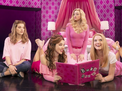 The National Touring Company of Mean Girls