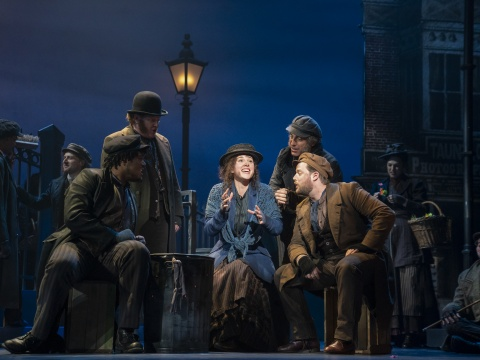 The Lincoln Center Theater Production of Lerner & Loewe's MY FAIR LADY