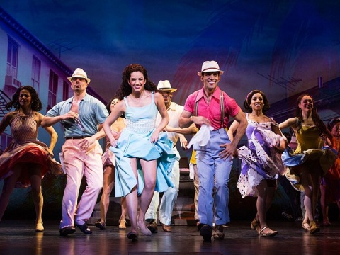 Performance of  On Your Feet!