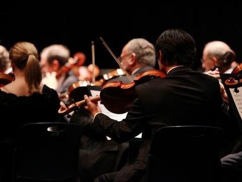 Symphony performance