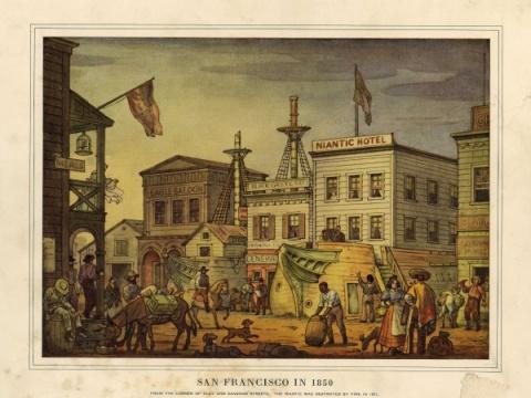 San Francisco 1850