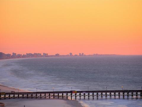 Sunrise at Myrtle Beach