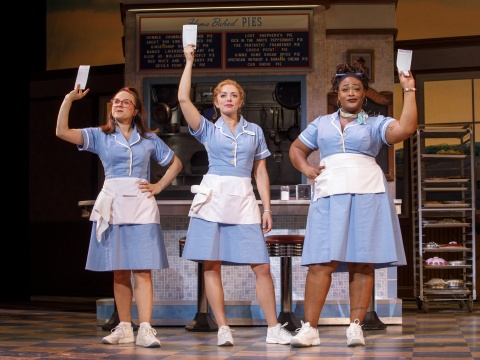 Scene from Waitress