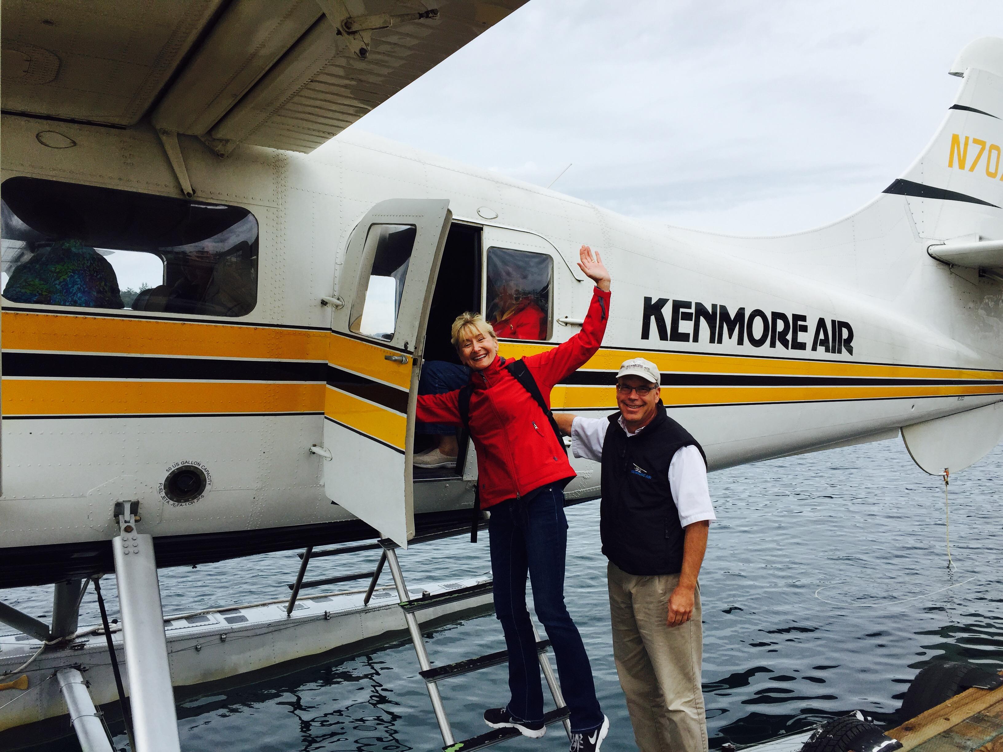 Washington seaplane tour